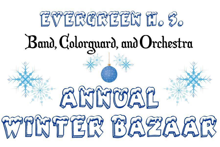 Winter bazaar - LOGO